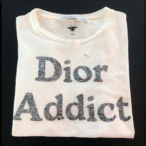 Dior Addict Authentic Teeshirt